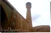 مسجد جامع - سمنان