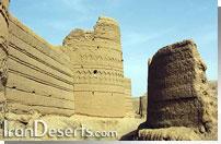 قلعه کرشاهی - نمای خارجی قلعه