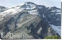 قله کوه مانشت
