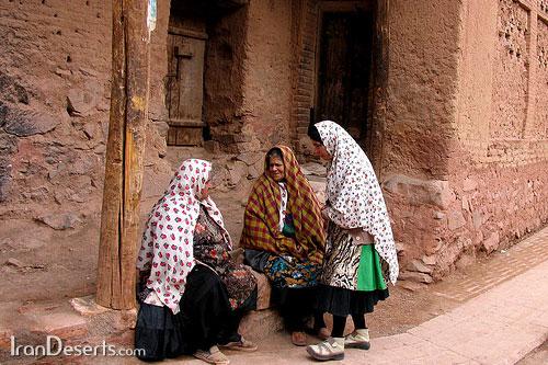 از سایت بیابان ها و کویرهای ایران