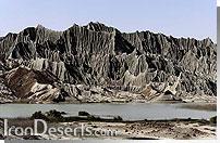 کوه های مریخی - چابهار