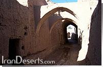 قلعه انوشیروان جندق