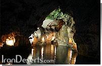 اثر طبیعی و ملی غار سهولان