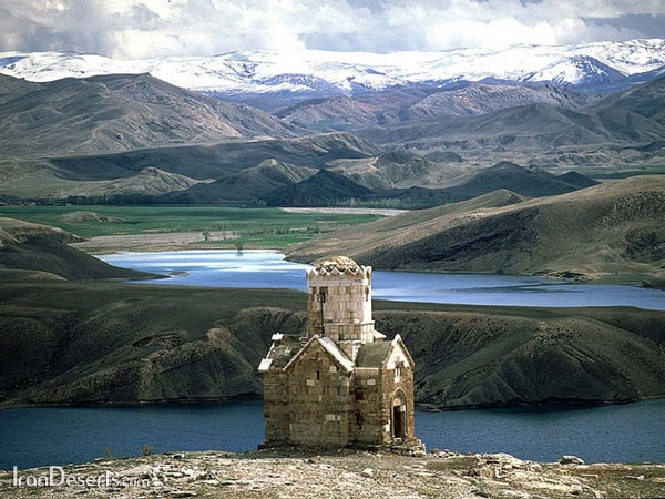کلیسای ارامنه – شمال غربی ایران