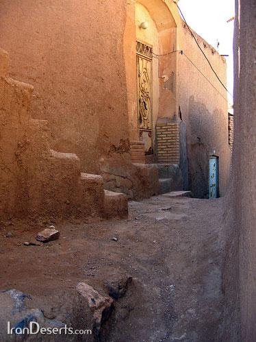 انارک – عکس از جواد رفیعی