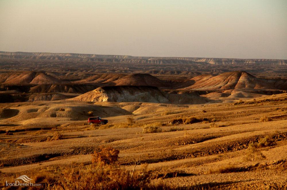پارک ملی کویر، عکس از حمیرا طیبی پور