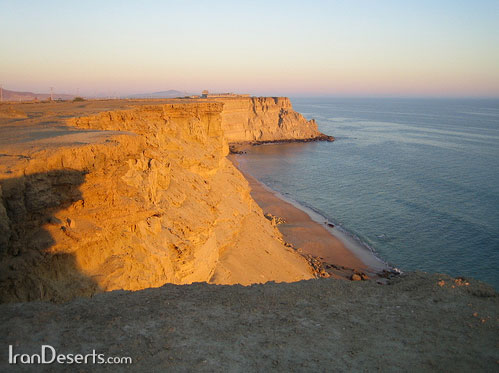 ساحل دریای عمان – چابهار