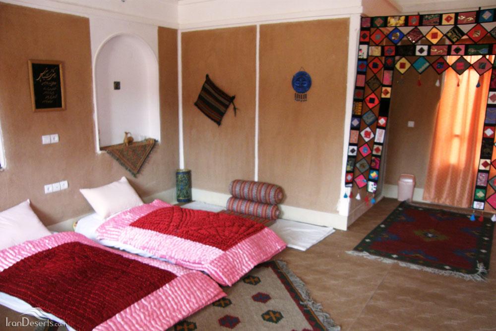 نمای داخلی اتاق ها
