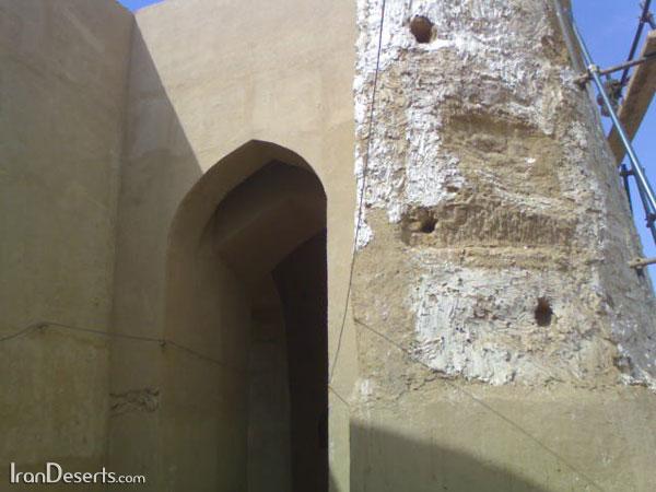 قلعه انوشیروان – جندق