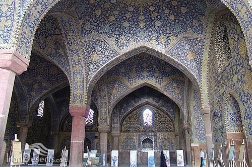 مسجد شیخ لطف الله، اصفهان