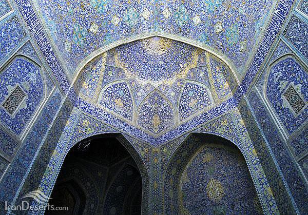 مسجد امام (مسجد شاه)، اصفهان