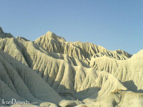 کوه های مریخی – چابهار