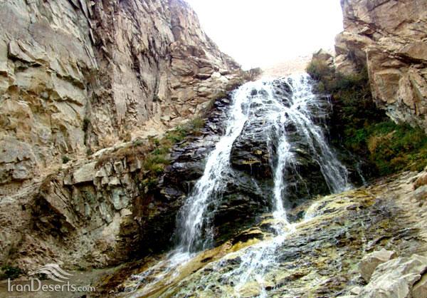 آبشار شکرآب، فشم