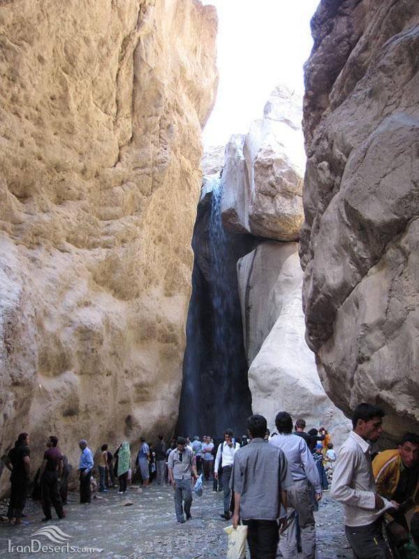 آبشار رودمعجن، تربت حیدریه