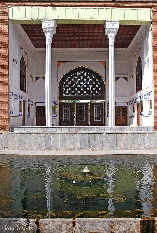 خانه آصف وزیری، سنندج