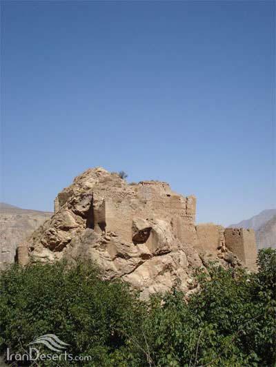 قلعه بهمن