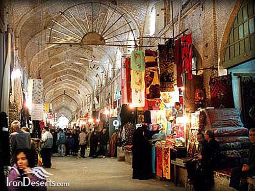 بازار خوی – آذربایجان غربی