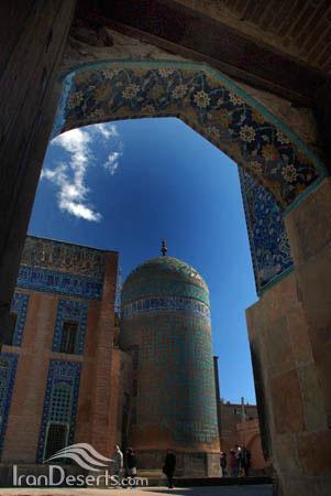 خانقاه و بقعه شیخ صفی الدین اردبیلی