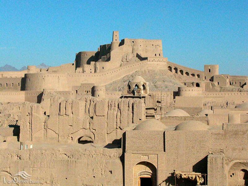 ارگ بم، کرمان