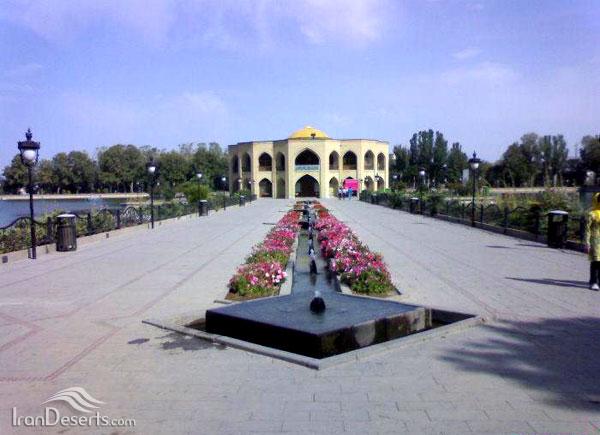 باغ ائل گلی (شاه گلی)، تبریز