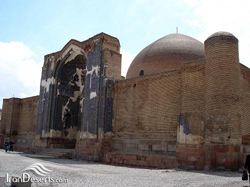 مسجد کبود، تبریز