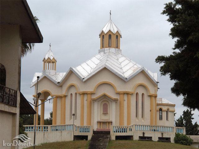 کلیسای آنتوان مقدس، نور