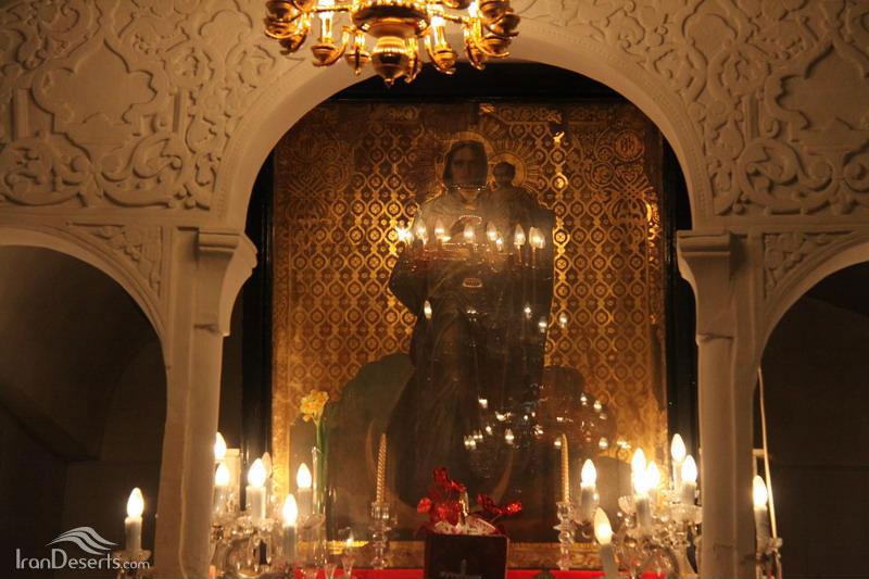 کلیسای مریم مقدس (ع)، بندر انزلی، عکس از گیتی بابایی ویشکایی