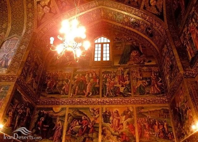 کلیسای وانک، اصفهان