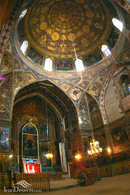 کلیسای بدخهم (بیت لحم)، اصفهان