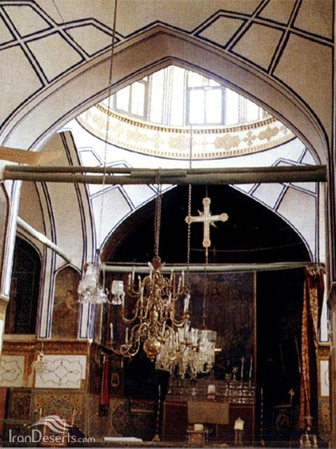 کلیسای میناس مقدس، اصفهان