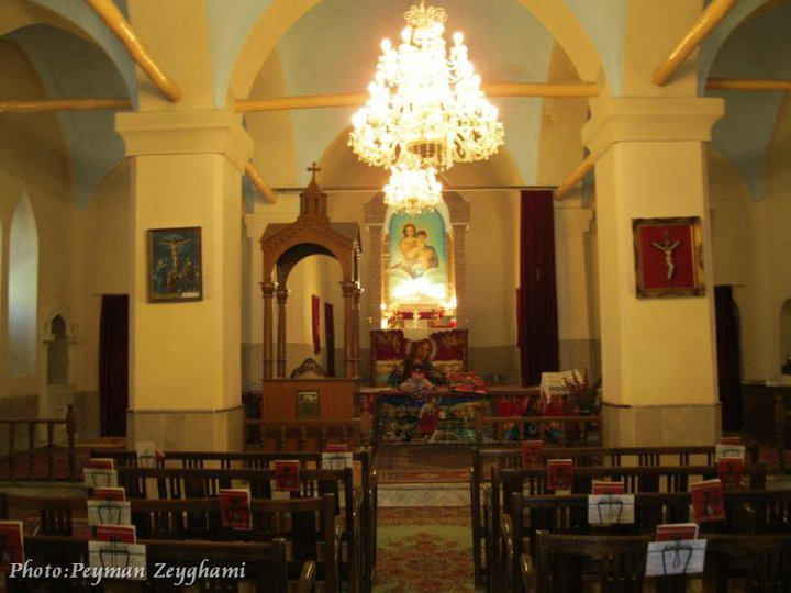 کلیسای مسروپ مقدس، اراک