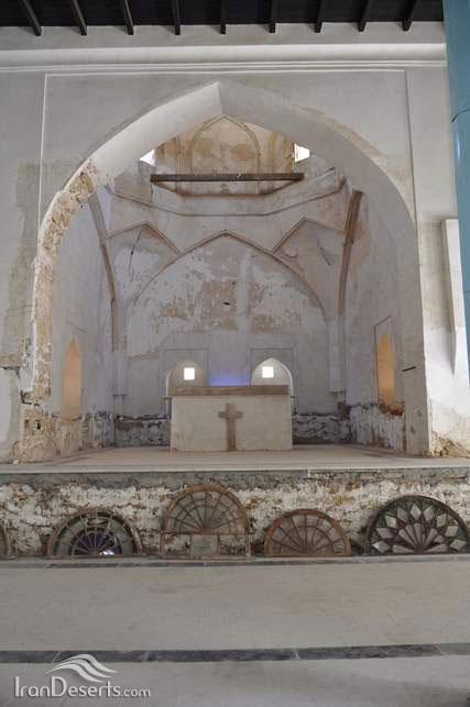 کلیسای ارامنه گریگوری، بوشهر