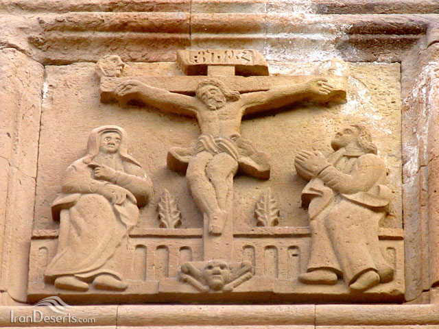 کلیسای سن استپانوس مقدس، جلفا