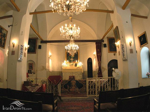 کلیسای گئورگ مقدس، تهران