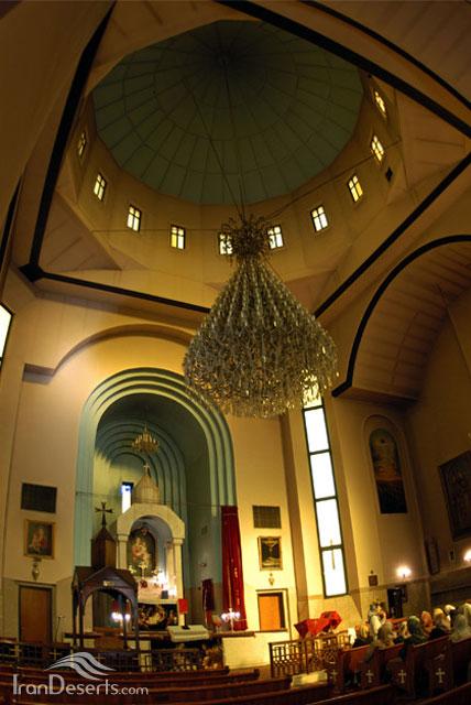 کلیسای گریگور لوساووریچ مقدس، تهران