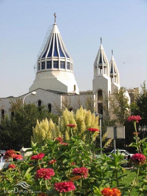 کلیسای سرکیس مقدس، تهران