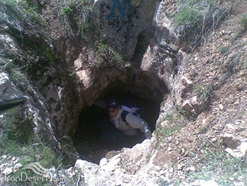 غار دوگیجان، مرند، عکس از کریم صدری