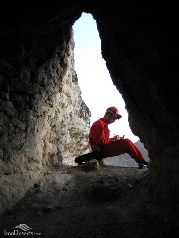 غار دره آل، مشهد، عکس از گروه اوج مشهد