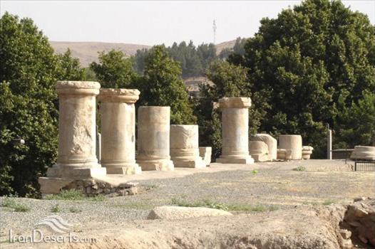 آتشکده آناهیتا (معبد آناهیتا)