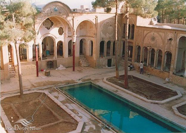 خانه حسینی، کاشان