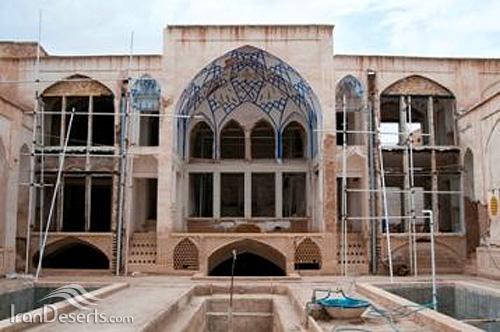 خانه شاه یلانی، کاشان
