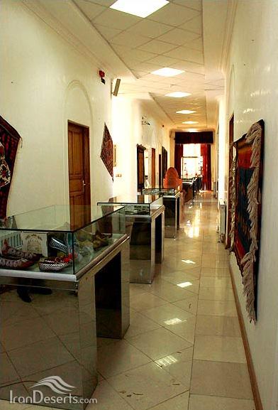 بنا و موزه دارایی، زنجان