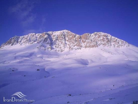 قله بینالود، نیشابور