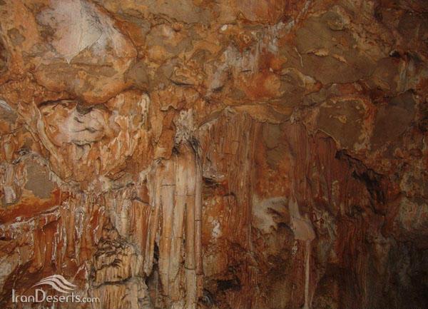 غار رود افشان، فیروزکوه