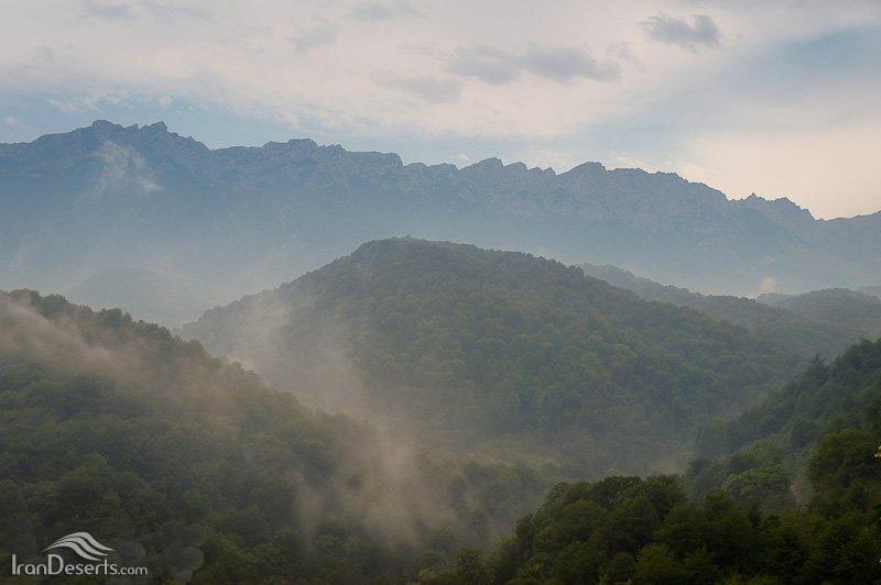 پناهگاه حیات وحش دودانگه، عکس از کوهنوردی بامدادان