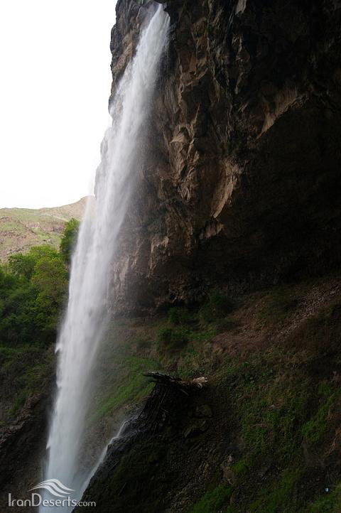 آبشار دیز، عکس از بهروز عظیمی هشجین