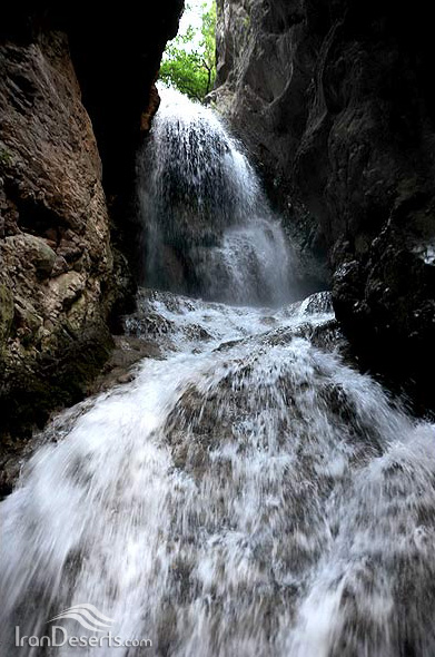 آبشار آق سو، پارک ملی گلستان