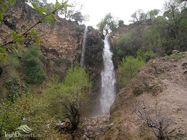 آبشار شیوند، ایذه