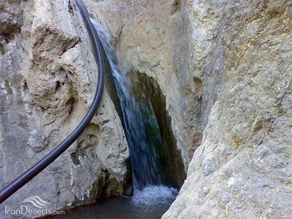 آبشار گیوک، بیرجند