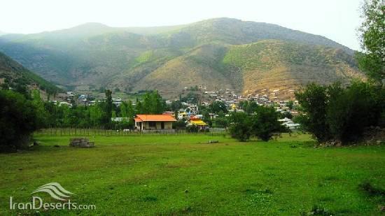 منطقه روستای انگاس، نوشهر